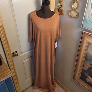 Nwt Lularoe 3xl Maria maxi dress